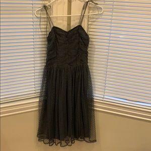 H&M Silk Yarn Dress